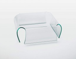 Glass Italia Coffee Table Bent