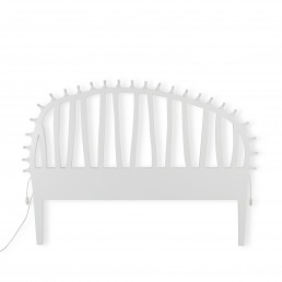 Headboard with Bulbs Seletti Luminaire