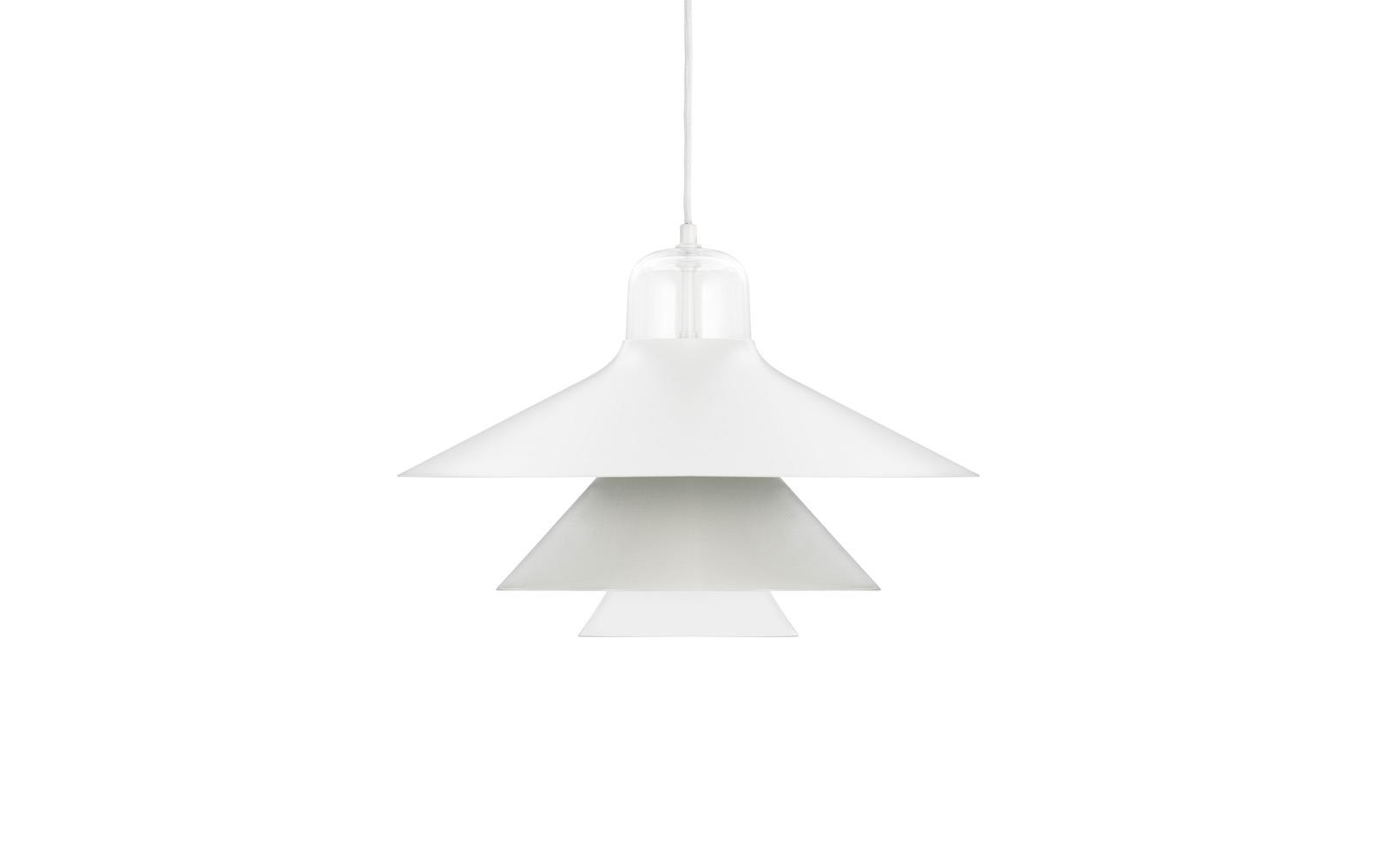 Ikono Lamp Large EU Grey