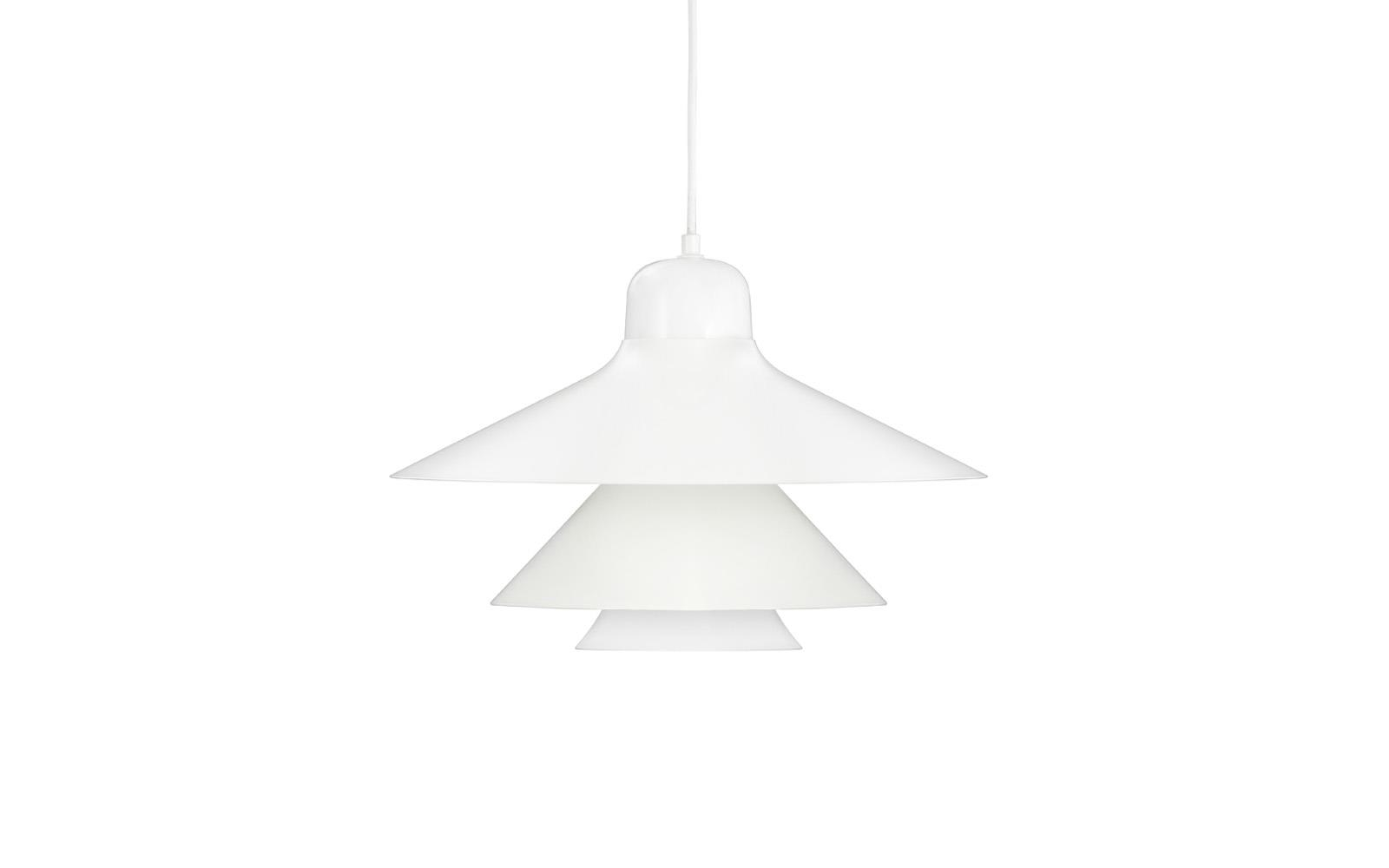 Ikono Lamp Large EU White
