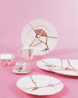 Kintsugi Collection Seletti