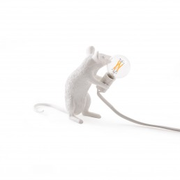 Lamp Seletti Mouse Sitting Racurs