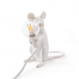 Lamp Seletti Mouse Sitting