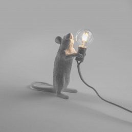 Lamp Seletti Mouse Standing Interior