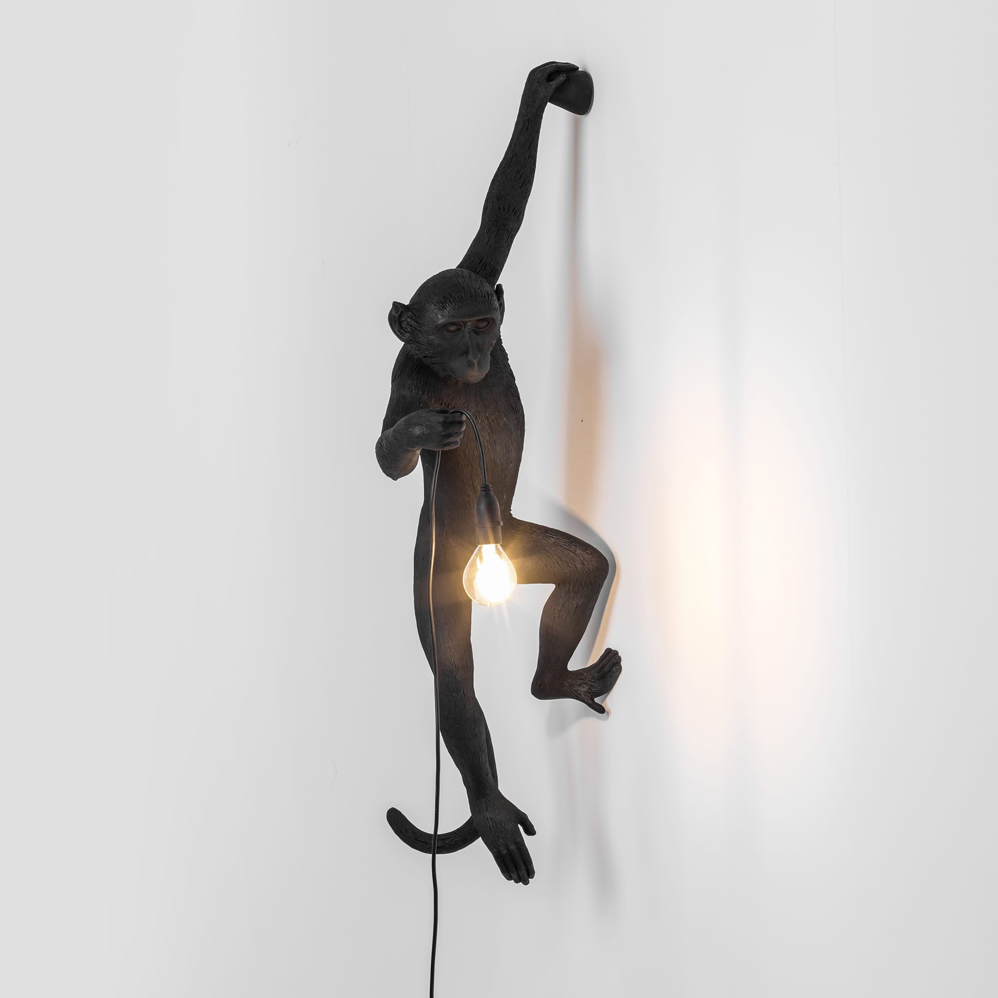 Lamp Seletti The Monkey Hanging Version Interior