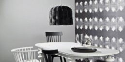 Lamp Sweet Gervasoni Black Average Paola Navona