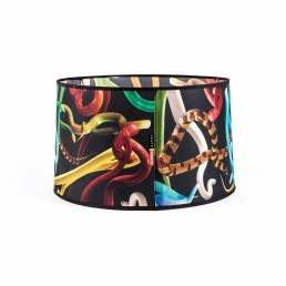 Lampshade Seletti Snakes Racurs