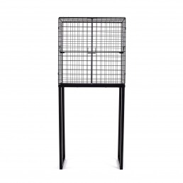 Large Cabinet Seletti Les Volieres Black