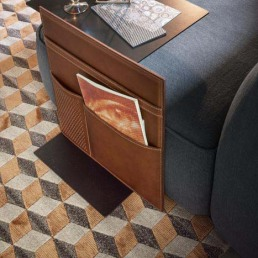 Lema Note Small Table Interior Top
