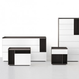 Lema Tip Bedside Table Collection