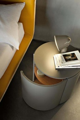 Lema Top Bedside Table Detail