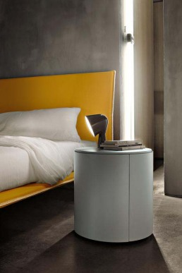 Lema Top Bedside Table Interior