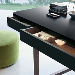 Lema Victor Console Interior Detail open