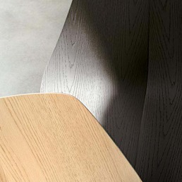 Lema Wing Lounge Chair Detail