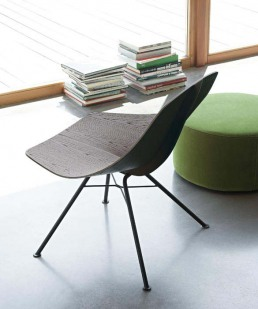 Lema Wing Lounge Chair Interior