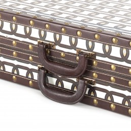 Lighting Trunk Seletti Suitcase Detail