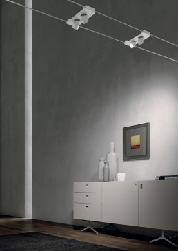 Linea Light Beebo Track White
