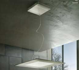 Linea Light Dublight Pendant Large Office