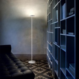 Linea Light Joshua White Bookcase