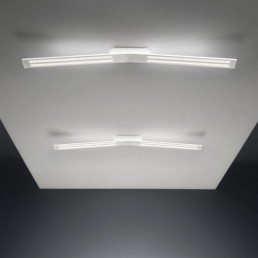 Linea Light Lama ceiling bent