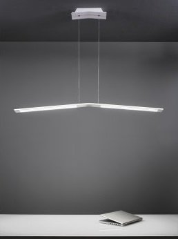 Linea Light Lama ceiling bent ambient