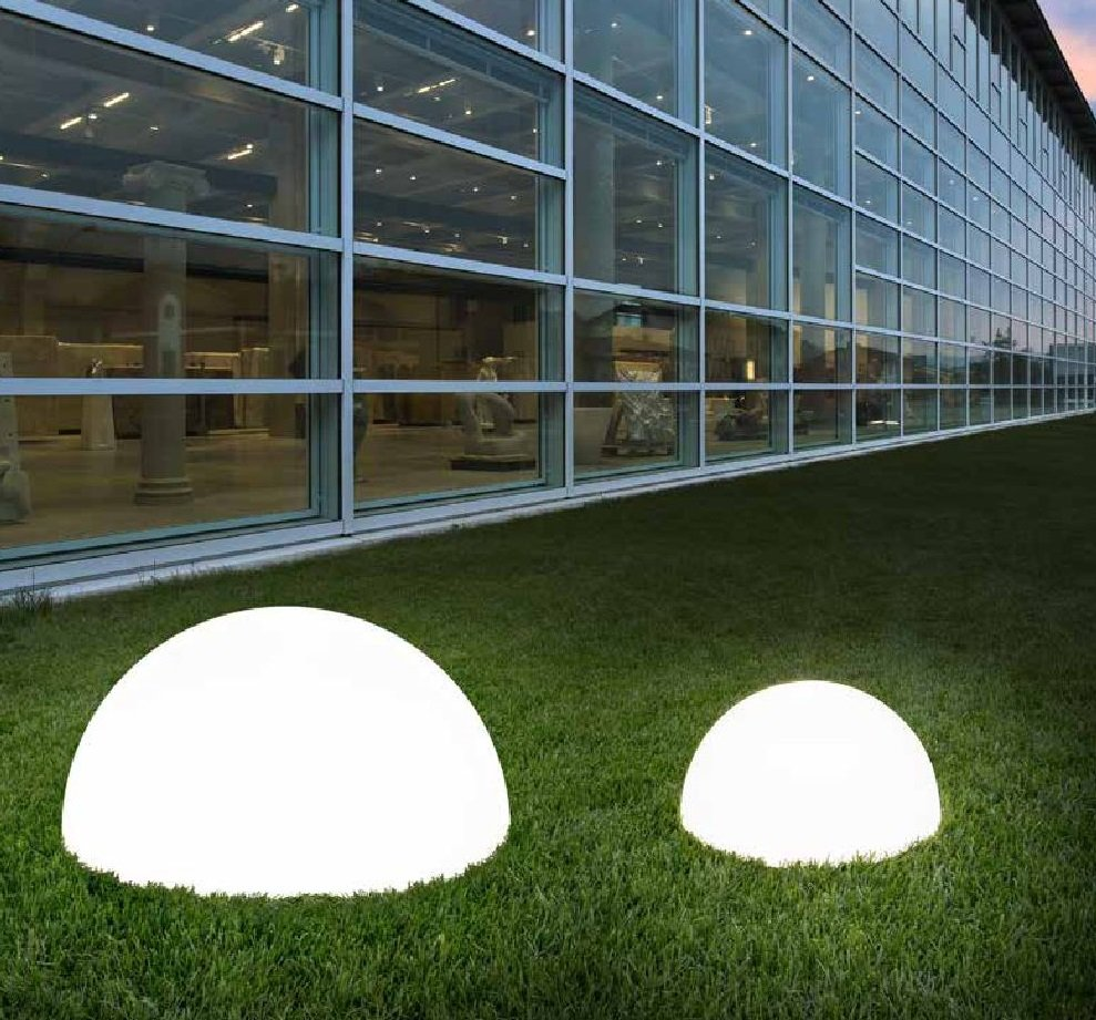 Linea Light Ohps Floor Grass