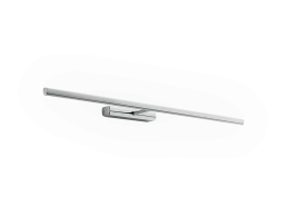 Linea Light Straight wall chrome