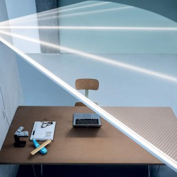 Linea Light Xilema wall adjustable ambient white large