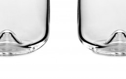 Long drink two glasses detail