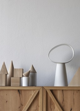 Miniforms Eclipse Table Lamp White