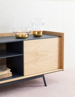 Miniforms Edge Sideboard Open