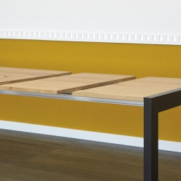 Miniforms First Table Interior Detail