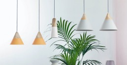 Miniforms Slope Lamp Collection