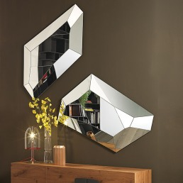 Mirror Cattelan Italia Diamond