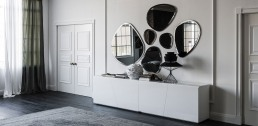 Mirror Cattelan Italia Hawaii Design