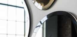 Mirror Cattelan Italia Hawaii Detail