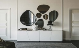 Mirror Cattelan Italia Hawaii Interno