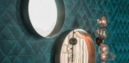Mirror Cattelan Italia Wish Design Detail