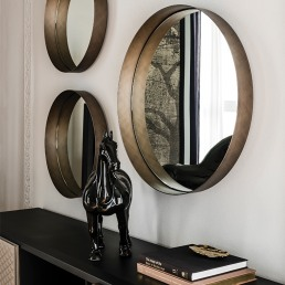 Mirror Cattelan Italia Wish Interior