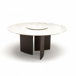 MisuraEmme Ala Table Round White