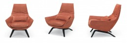 MisuraEmme Ermes Armchair Three