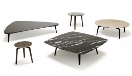 MisuraEmme Gramercy Low Table Collection