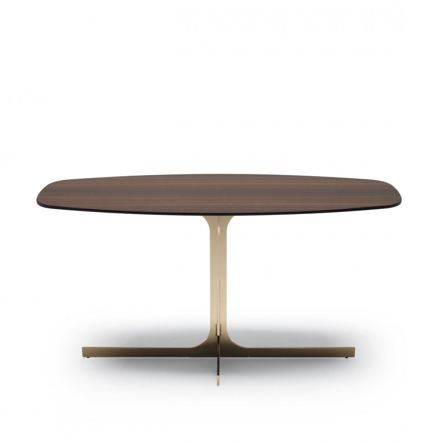 MisuraEmme Janus Small Table WoodGold