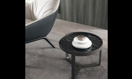 MisuraEmme Ring Small Table Design Marble