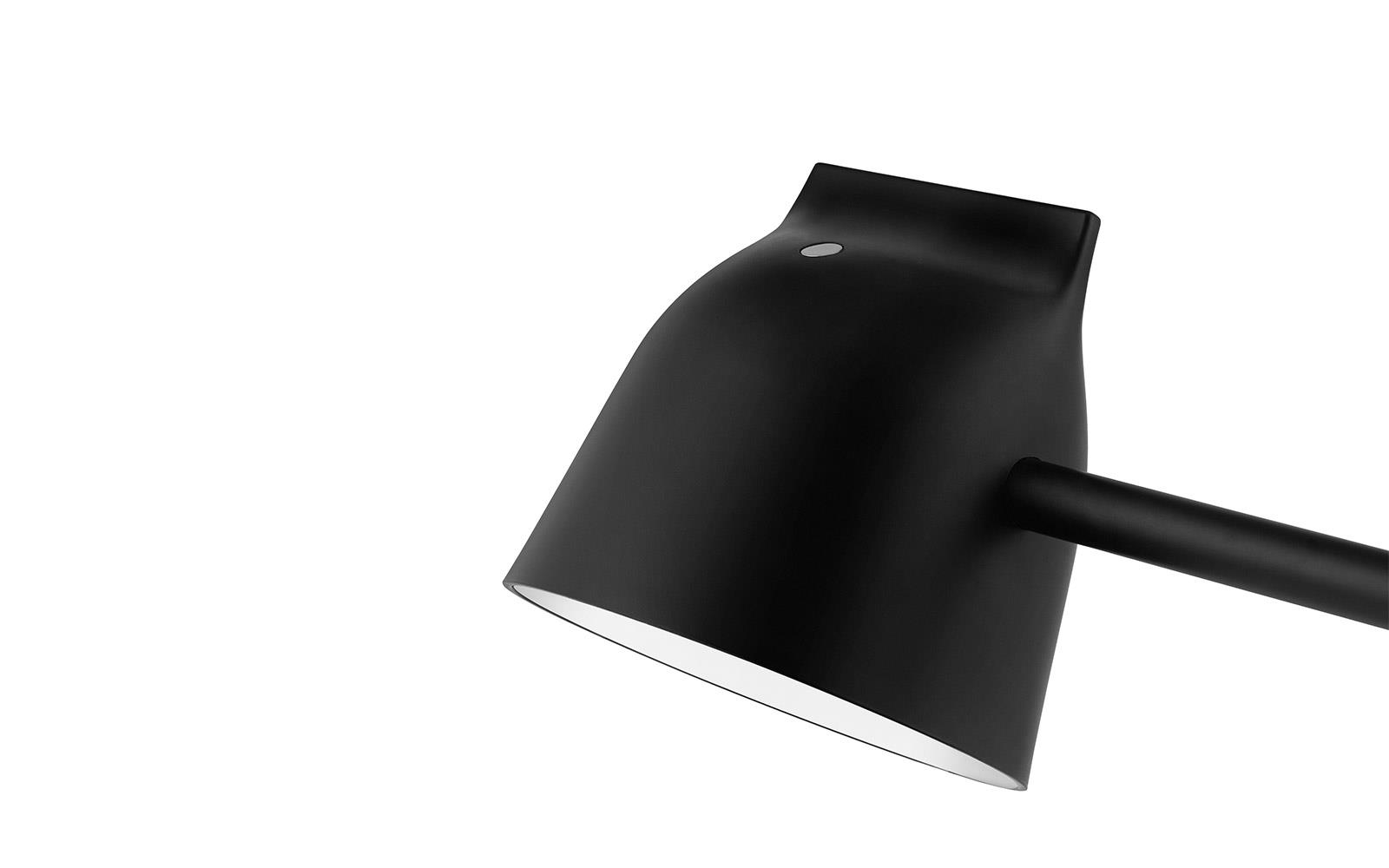 Momento Table Lamp EU Black Detail