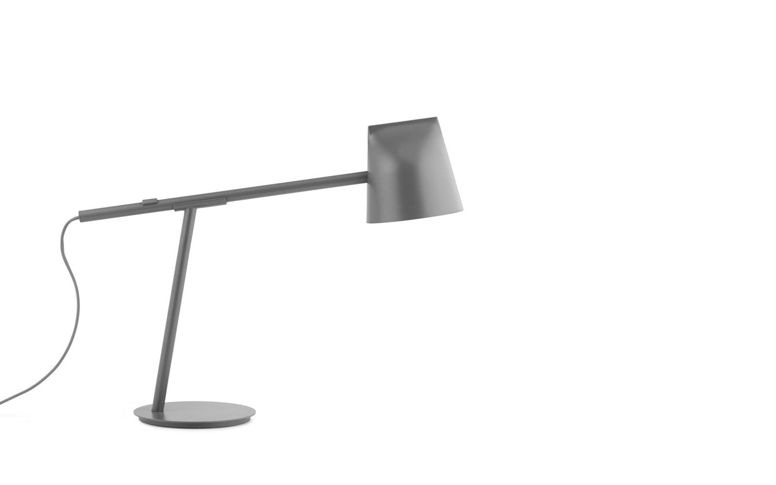 Momento Table Lamp EU Grey