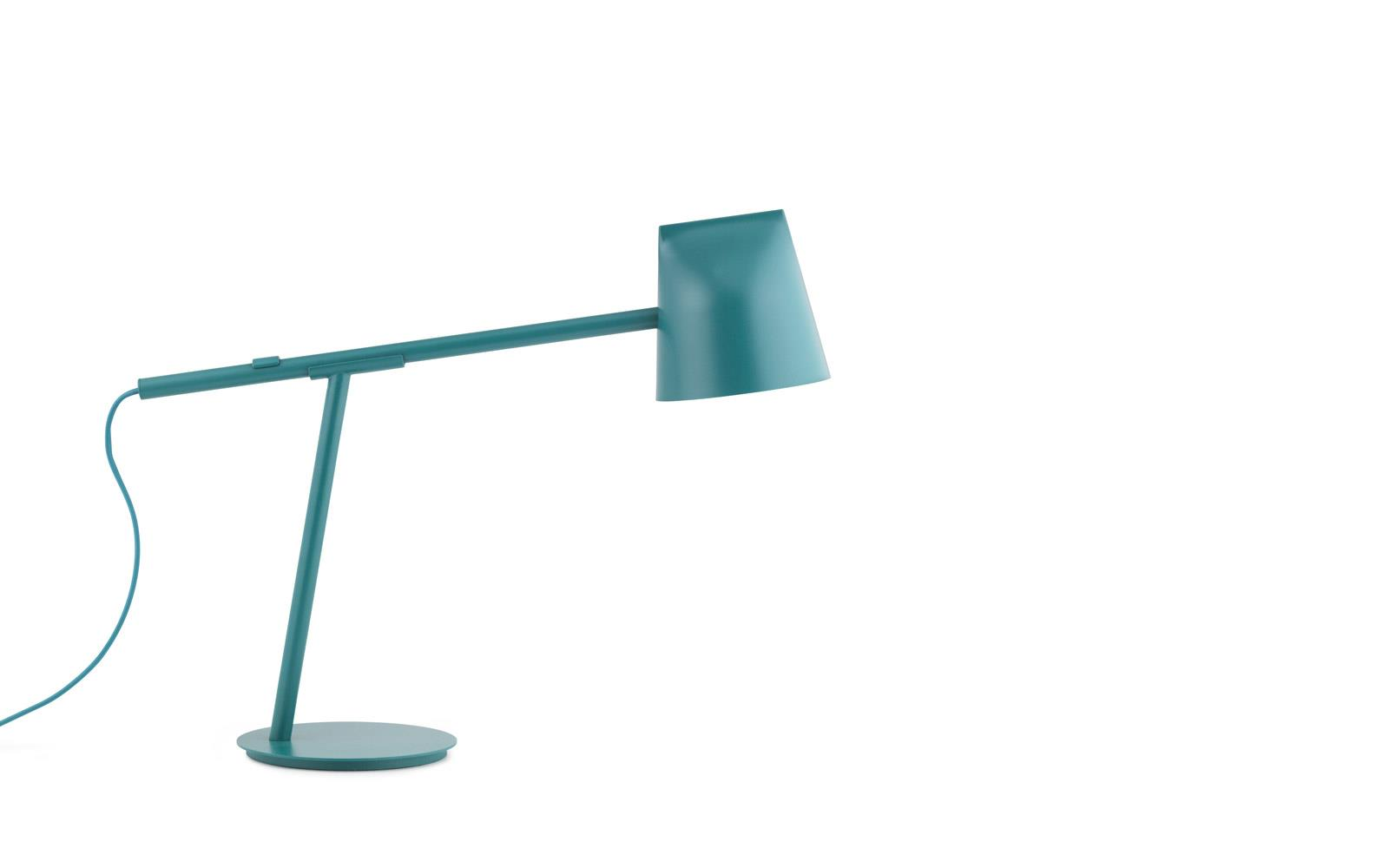 Momento Table Lamp EU Petrol Green