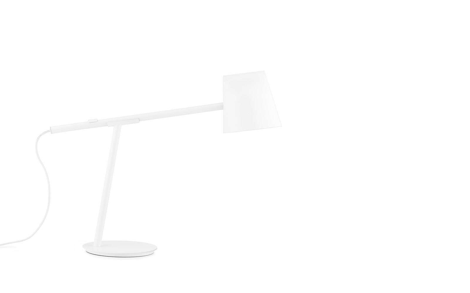 Momento Table Lamp EU White