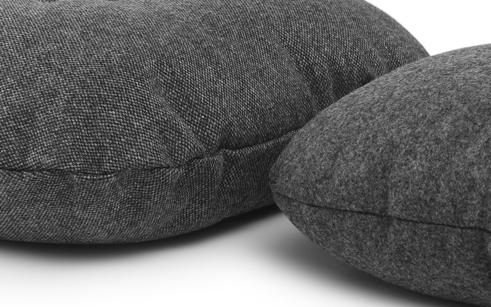 NC Hi Cushion Wool FlaxGrey
