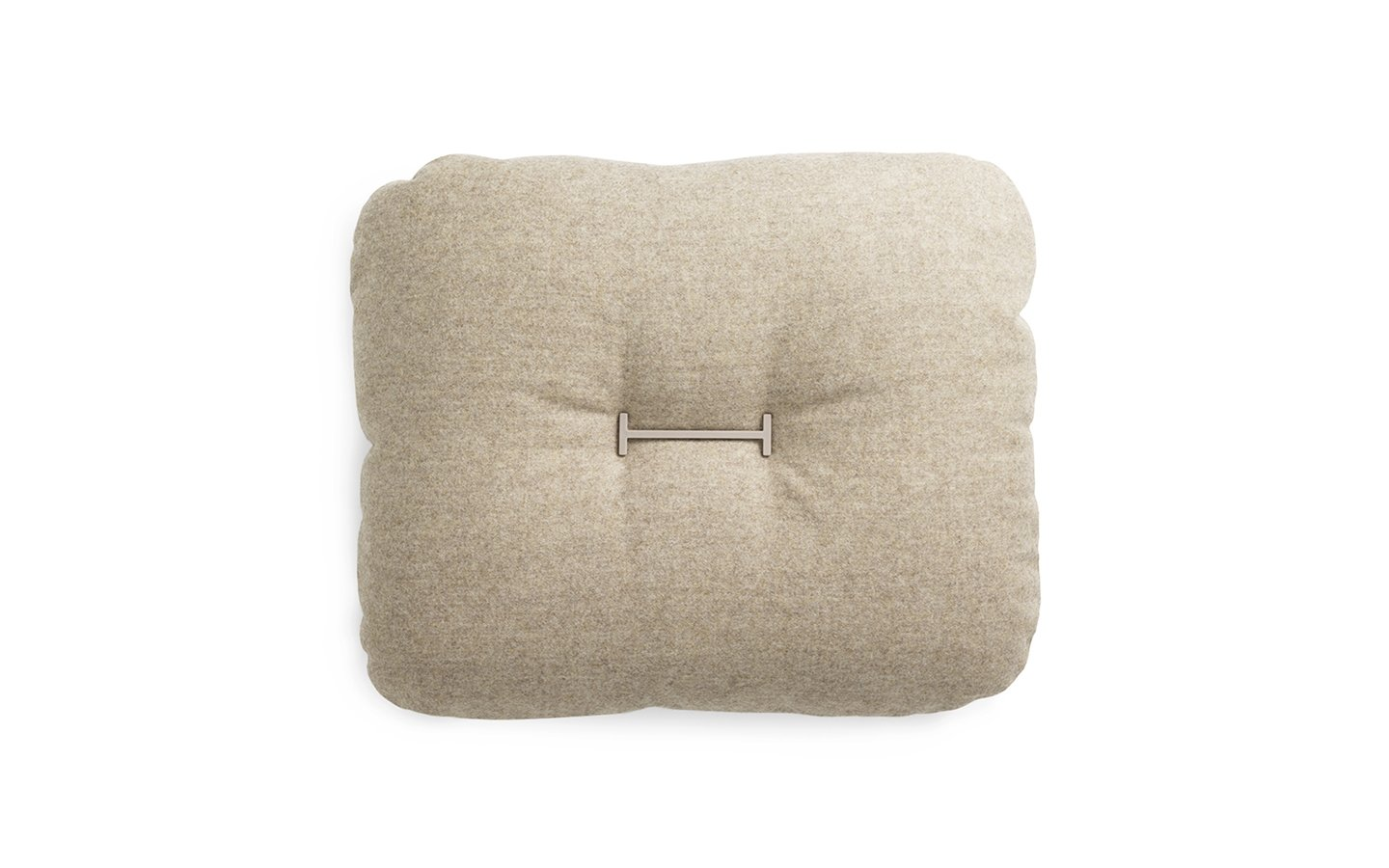 NC Hi Cushion Wool Beige